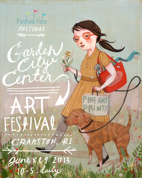 Garden City Art Festival 2013